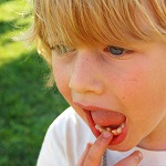 Your Child's First Loose Tooth